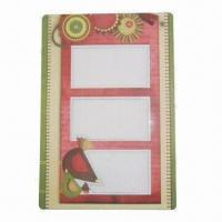 Buy cheap Decorative Magnetic Photo Frame Board, Suitable for Promotional Gifts from wholesalers
