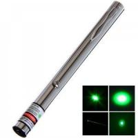 Buy cheap Steel Green Laser Pointer Pen 30mW 532nm Open-back from wholesalers