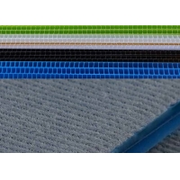 Buy cheap Thickness 4mm Lamination Fluted Polypropylene Sheet from wholesalers