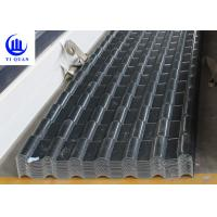Wholesale Color Roof Spanish Style Plastic Construction Material Synthetic Resin Roof Tile from china suppliers