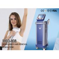 Buy cheap Hairfree 808 Nm Diode Laser Hair Removal Machine 3 Wavelengths Diode Laser product