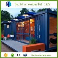 Buy cheap Prefabricated mobile coffee shop container building design Chinese manufacturer supplier from wholesalers