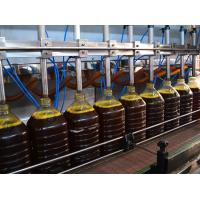 Buy cheap Beverage Filling and Capping Machine , Industrial 5L Liquid Oil Filling Machines for Drinking from wholesalers
