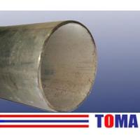Buy cheap 80mm Galvanized Steel Round Tube (TMA80A(GS)) product
