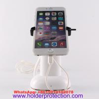 China COMER alarm clip locker desk mounting stands Gripper anti-theft cell phone displays security on sale