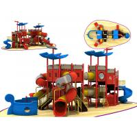 Buy cheap CREEZ CUSTOMIZED DESIGN FUNNY KIDS USED AMUSEMENT PARK OUTDOOR PLAYGROUND EQUIPMENT FOR SALE from wholesalers