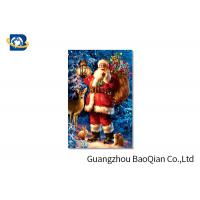 Wholesale Customized PET 3D Printed Christmas Card / Lenticular Card Printing from china suppliers