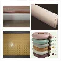 Buy cheap Flame Retardant Floor Tile Accessories For Acrovyn Wall Protection / Wall Corner Protectors from wholesalers