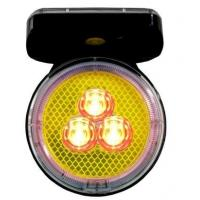 Buy cheap Strong magnet Warning beacons warning light, led solar car strobe light with magnet from wholesalers