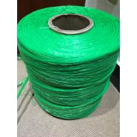 China Custom Field 22500D Banana Twine Virgin PP Material Twisted / UV Protection on sale