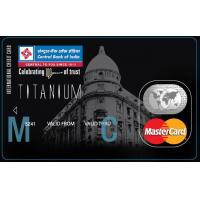 China Titanium MasterCard Smart Magnetic Strip Card with Special Signature Panel on sale