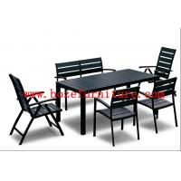 Buy cheap Plastic/ polywood furniture/Outdoor Furniture/ Outdoor Garden Furniture BZ-P022 from wholesalers