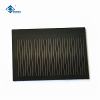 Buy cheap ZW-5555 poly solar panel for dc solar power system 0.35W flexible mini solar panel 5Volt from wholesalers