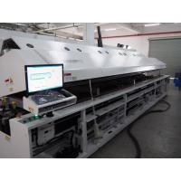 High-end DS-1000 SMT Reflow Soldering with Water Cooling system , Reflow Soldering Oven