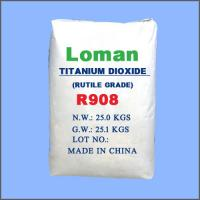 Buy cheap titanium dioxide R-908 from wholesalers