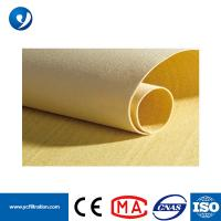 Buy cheap Hot Selling P84 Filter Bag Fabrics for Industrial Dust Collector from wholesalers
