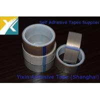 Buy cheap PTFE Tape Silicone Adhesive Teflon Tape Non-Stick PTFE tape Oil Resistance PTFE Tape from wholesalers