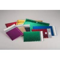 Wholesale Bright-Colored Plastic Padded Envelope with Aluminized Film from china suppliers