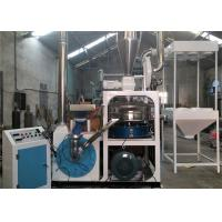 China High Capacity Plastic Grinding Machine , Large Scale Pvc Pulverizer Machine on sale