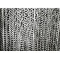 Buy cheap Multi-color customized size 304 316 material decorative metal wire mesh from wholesalers