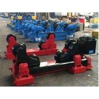 China 200T Cylinder Welding Turning Rolls Self Aligning For Vessel / Pipe / Tank welding on sale