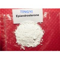 Buy cheap Steroids Hormone Muscle Fitness Supplements Powder Epiandrosterone CAS 481-29-8 for Fat Loss and Muscle Building from wholesalers