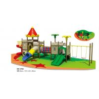 Buy cheap Real Estate Community Plastic Children Outdoor Playground Equipment Outdoor for Park from wholesalers