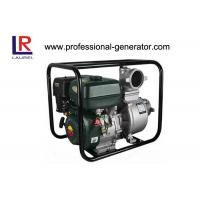 Buy cheap 3 Inch Irrigation Farming Water Pump with Recoil Start , 4 Stroke Forced Air Cooling Engine from wholesalers