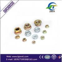Buy cheap GR5(6Al-4V)Titanium Flange Nuts DIN934 Head sell at a low price from wholesalers