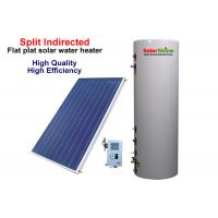 Wholesale Directed Circulation Residential Heat Pump Water Heater Solar Water Heating System from china suppliers