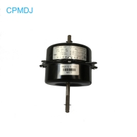 Buy cheap Black Shell 220V 1300rpm Elevator Air Conditioner Use Fan Motor / Motor for Lift Parts from wholesalers