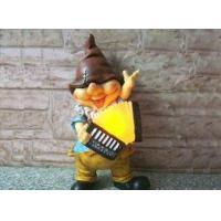 Buy cheap Polyresin Gnome with Solar Light from wholesalers