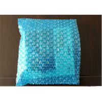 Buy cheap Blue Bubble Mailing Bags Customized Sizes , Bubble Pack Bags For Courier Shipping from wholesalers