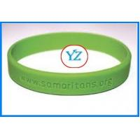 Buy cheap custom silicone wristbands from wholesalers