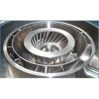 Buy cheap 2500 Mesh 5um 4t/H Air Classifier Mill Carbon Steel / Stainless Steel / Ceramics Material from wholesalers