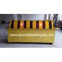 Airport 3meter length 220 volt Security Road Blocker with hydraulic road stopper Manufactures