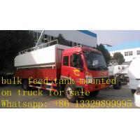 China high quality CLW poultry feed transportation trucks for sale, farm-oriented animal feed pellet delivery truck for sale on sale