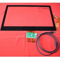 Buy cheap 18.5 Inch Capacitive Touch Panel Transparent Glass For Restaurant Order Machine from wholesalers