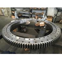 Buy cheap Hitachi excavator slewing ring supplier, Hitachi excavator slewing bearing, ZAX330 slewing ring, Hitachi excavator beari product