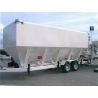 Buy cheap Low Level 11m3 12t Mobile Cement Silo from wholesalers
