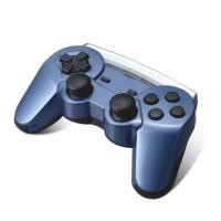 Pc Gaming Wireless Playstation Controller For Multi Platform , PC / PS2 / PS3 Dual Shock Gamepad Manufactures