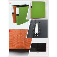 Buy cheap Office supplies high quality durable using colorful FC PP foam 2 hole D ring binder file from wholesalers