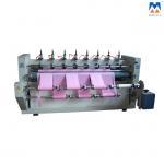 Buy cheap Fabric Cutting 20KHz Ultrasonic Fabric Slicing Machine Fabric Slitter Slitting Machine from wholesalers