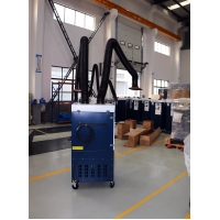 Wholesale CNC Machining 2600m3/H Welding Laser Fume Extractor from china suppliers