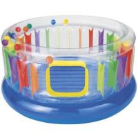 Buy cheap Jump-O-Lene Transparent Inflatable Bouncer,Colorful Transparent Ring for toddlers and kids from wholesalers