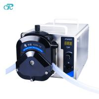Buy cheap 12 liters per min DC motor high power big flow rate peristaltic pump from wholesalers