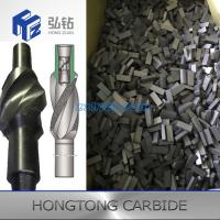 Buy cheap Non-Magnetic Tungsten Carbide Inserts for Stabilizer in Oil Industry from wholesalers