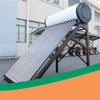 Buy cheap Non pressure 200L evacuated tube solar water heater for Argentina from wholesalers