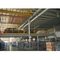 Buy cheap Prefab Galvanized Light Steel Structure Platform for Exhibition House Platform from wholesalers