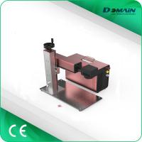 Buy cheap 20w Fiber Laser Marking Machine , Laser Marking And Engraving Machine Easy Operation from wholesalers